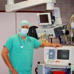 Наблюдение и мониторинг во время факоэмульсификации катаракты.