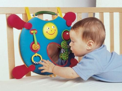 У годовалого ребенка астигматизм