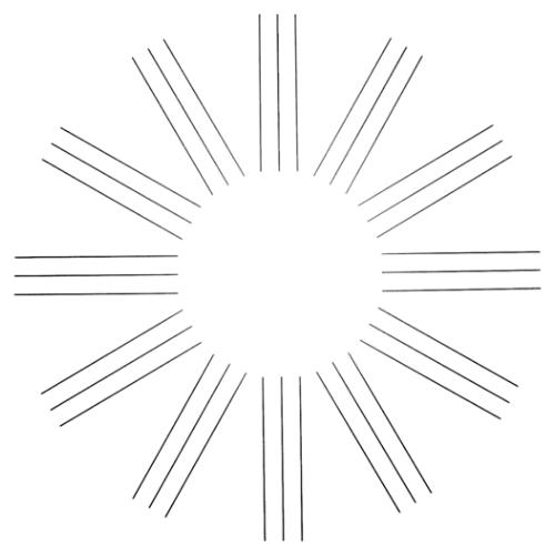Тест на астигматизм онлайн